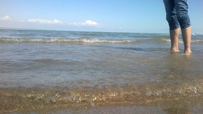 Солнце, море и белый песок