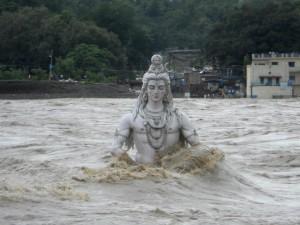 Будда в реке