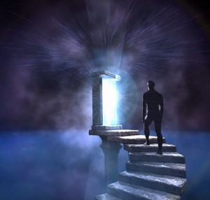 Лестница к свету