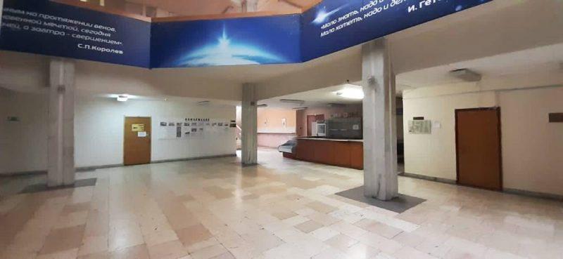 Институт подготовки кадров. Королёв, Октябрьский бульвар, 12. Холл, 1 этаж