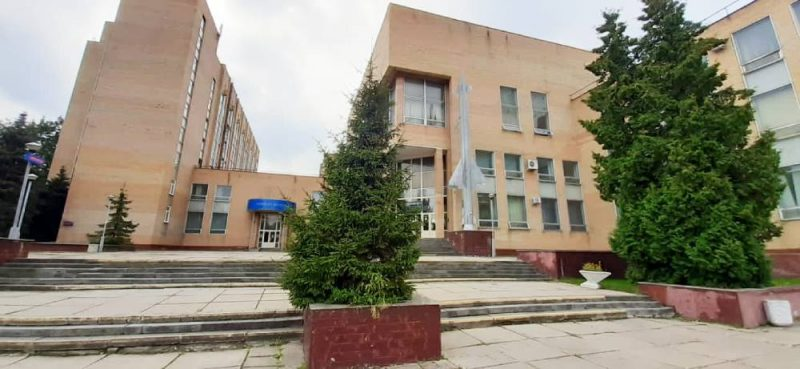 Институт подготовки кадров. Королёв, Октябрьский бульвар, 12